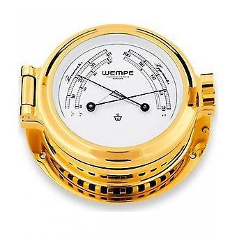 Wempe chronometer works nautical portholes Comfortmeter CW100003