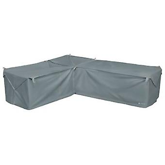 Accessoires classiques Storigami Easy Fold Left-Facing Sectional Cover, Monument Grey