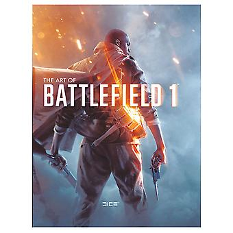 Battlefield 1 the Art of Battlefield 1 Hardcover Book