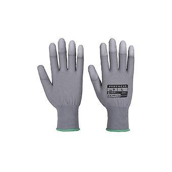 Portwest pu fingertip glove a121