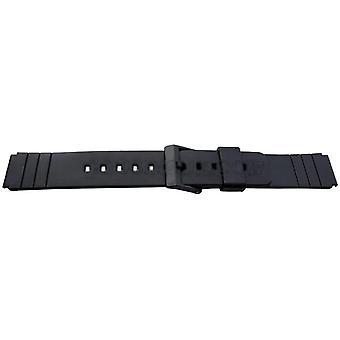 Casio generic watch strap 16mm 260f10, aq42, ldp800, md712, mq15w, mq24, mq77