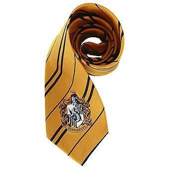 Harry Potter Hufflepuff Necktie