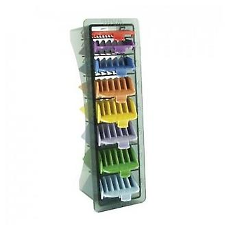 Wahl Pack Combs Plastic Color