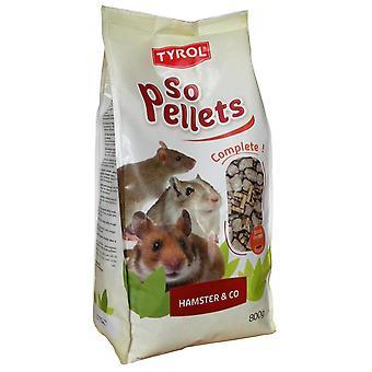 Tyrol Hamster & Co So Pellets (Small pets , Treats)