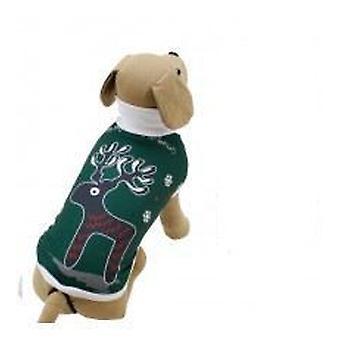 Yagu Reno hög hals tröja plysch plagg (hundar, hundkläder, tröjor och hoodies)