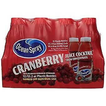Ocean Spray Cranberry Cocktail-( 450 Ml X 12 )
