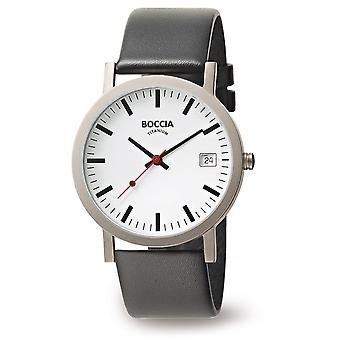 Boccia Titanium 3622-01 Men's Watch
