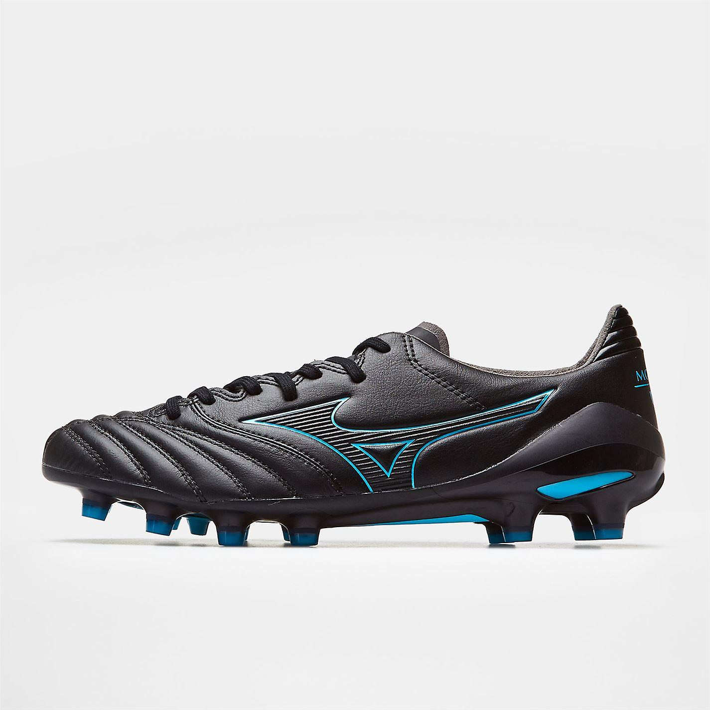 Firm Ground Leather Mens Football Boots