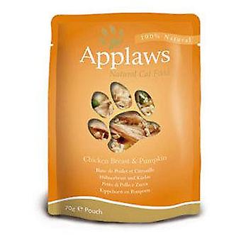 Applaws Pouch Chicken and Pumpkin (Cats , Cat Food , Wet Food)