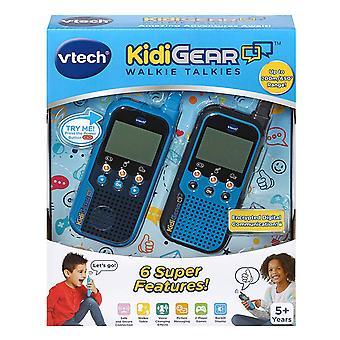 VTech KidiGear Walkie Talkies for Kids Outdoor 65-foot Range