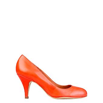 Arnaldo Toscani Original Women Spring/Summer Pumps & Heels - Orange Color 28609