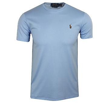 Ralph lauren men's blue slim fit t-shirt