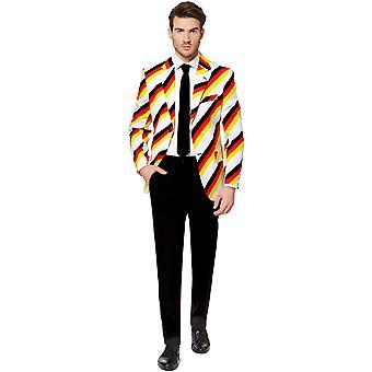 Costume Mr. Allemagne homme Opposuits