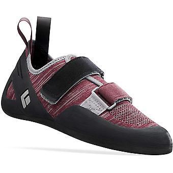 Zapatos de escalada de momento para mujer de diamantes negros - Merlot