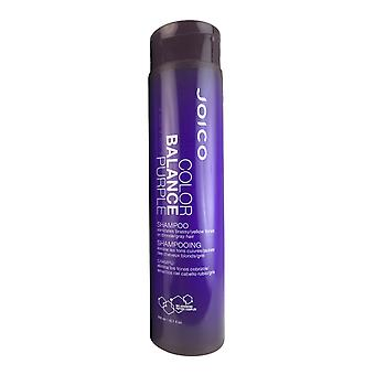Joico färgbalans lila schampo eliminerar mässing / gula toner på blont / grått hår 10.1 oz