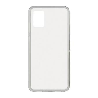 Funda para teléfono móvil con TPU Edge Samsung Galaxy S11 KSIX Flex Transparent