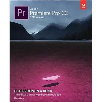 Adobe Premiere Pro CC Classroom in a Book by Maxim Jago - 97801352988