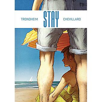 Stay by Lewis Trondheim - 9781549307713 Book