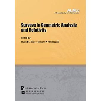 Surveys in Geometric Analysis and Relativity by Hubert L. Bray - 9781