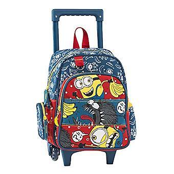 Graffiti Despicable Me Minions Backpack - 30 cm - Multicolor
