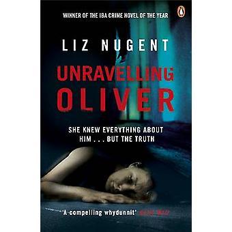 Desfazer Oliver por Liz Nugent - livro 9780241965641