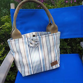 Hettie handbag  - Chambray