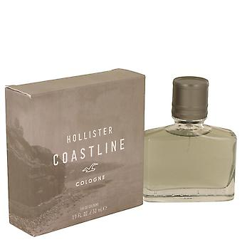 Hollister Coastline Eau De Cologne Spray By Hollister 1.7 oz Eau De Cologne Spray