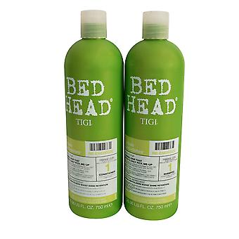 TIGI Bed Head Shampoo & Conditioner relancerer sæt 25.36 OZ ea