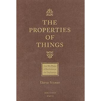 The Properties of Things by Solway & David