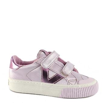 Victoria Shoes Kid's Tribe Rosa Trainer
