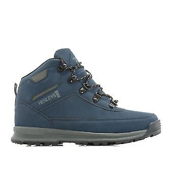 Men's Henleys Travis Boots in Blue