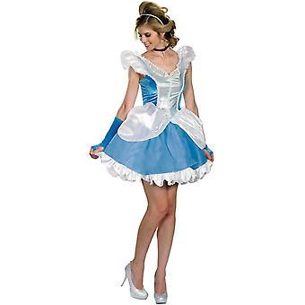 Sexy Cinderella Costume Adult