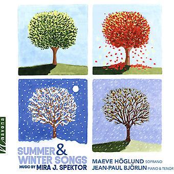 Summer & Winter Songs [CD] USA import