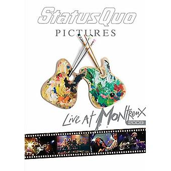 Status Quo - Pictures-Live at Montreux 2009 [DVD] USA import