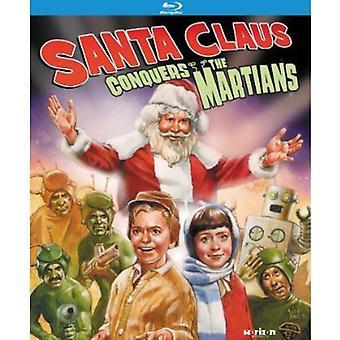 Santa Claus Conquers the Martians [BLU-RAY] USA import
