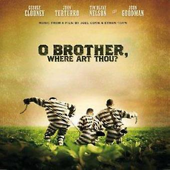 Various Artists - O Brother Where Art Thou? [Vinyl] USA import
