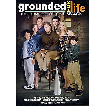 Grounded for Life: The Complete Second Season [3 Discs] [DVD] USA import