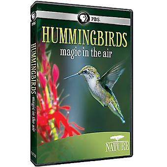 Karakter: Kolibrier [DVD] USA importerer