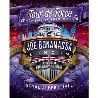 Joe Bonamassa - Tour De Force: Live in London-Royal Albert Hall [DVD] USA import