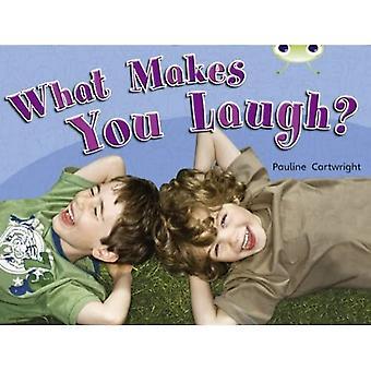 What Makes You Laugh?: Non-Fiction Green A/1b (BUG CLUB)