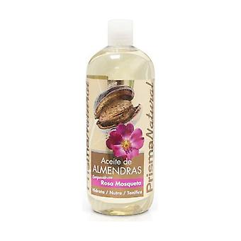 Almond Oil + Rosehip 500 ml