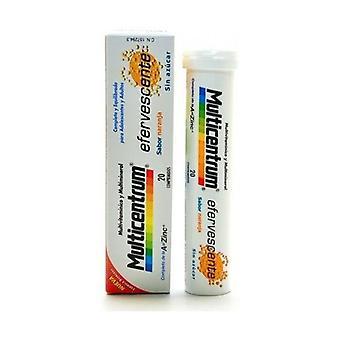 Effervescent Multicentrum 20 effervescent tablets