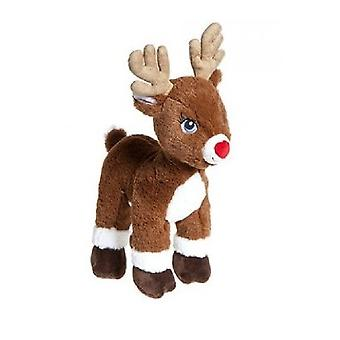 Standing Rudolph Soft Christmas Toy