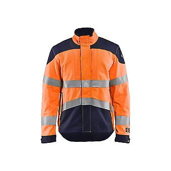 Blaklader hi-vis jacket multinorm 40891513 - mens