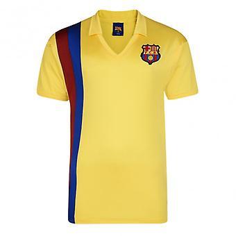 Pisteet kiinnittää Barcelonan 1982 pois paidan