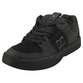 DC Shoes Lynx Zero Mens Skate Trainers in Black Black