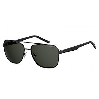 Sonnenbrille Herren   2044/S807/M9  Herren  schwarz/grau