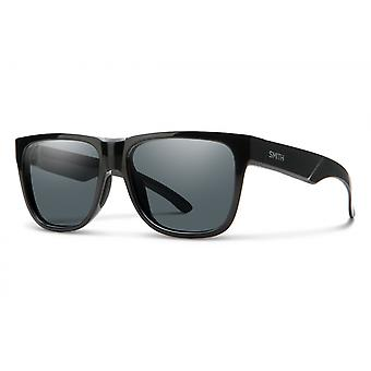 Sonnenbrille Unisex Lowdown 2    schwarz/ grau