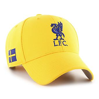 47 Brand Relaxed Fit Cap - FC Liverpool Sweden Flag