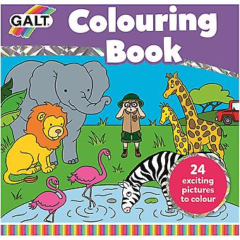 Galt Coloring Book